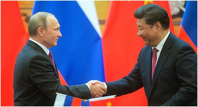 Putin y chino