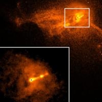Primera fotografía de un black hole - Demostrada la teoría de la evolución
