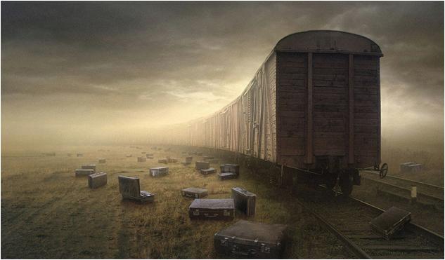 El último tren está a punto de salir
