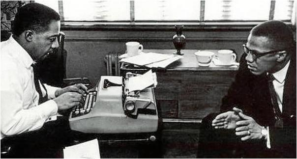 Malcolm X: «La sociedad americana está tan enferma como Babilonia»