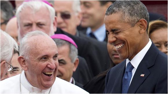 La juerga papal