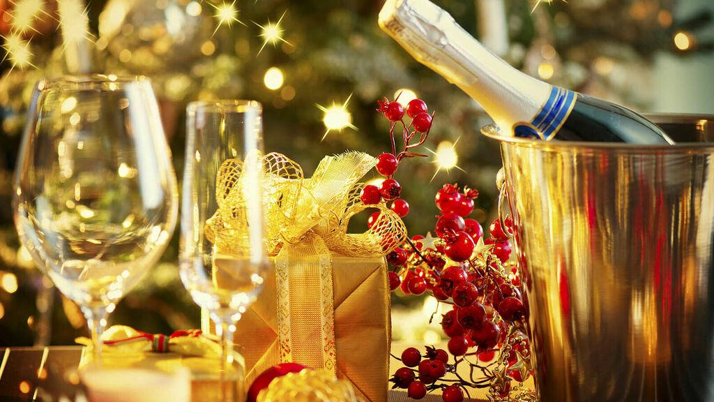 El nacimiento de Dios o un sorbito de champagne