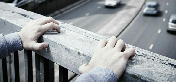 Siempre nos queda el suicidio, pero hay otra opción.