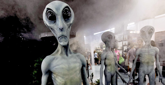 How to be an alien